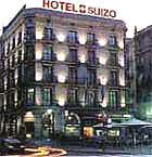 2 photo hotel SUIZO HOTEL, Barcelona, Spain