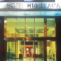 6 photo hotel H10 ITACA, Barcelona, Spain